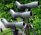 Swarovski ATX 85 mm Spektiv Set 25-60x APO, Schrägeinblick, incl. Zoom-Okular