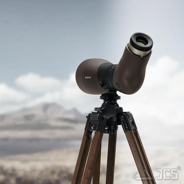 Swarovski ATX Interior 85 mm Spektiv Set 25-60x mit WT Holzstativ