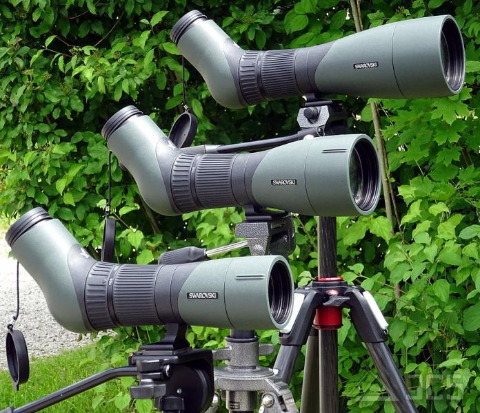 Swarovski ATX 95 mm Spektiv Set 30-70x APO, Schrägeinblick, incl. Zoom-Okular
