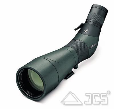 Swarovski ATS 80 HD mit Zoom 25-50x W APO, Schrägeinblick, incl. Zoom-Okular