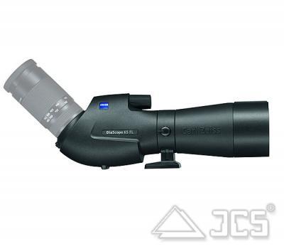 Zeiss Victory DiaScope 65 T* FL, Schräg, schwarz