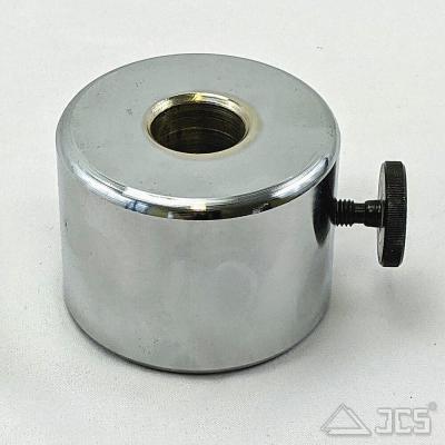 Gegengewicht 2kg silber, gebraucht für Stangendurchmesser 25mm