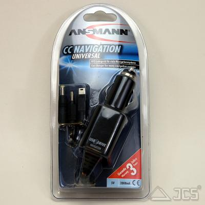 USB-Ladegerät KFZ Universal 12-24V DC
