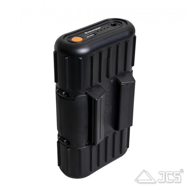 Celestron PowerTank Lithium LT Stromversorgung 12V DC / USB 5V / 6 Ah Akku