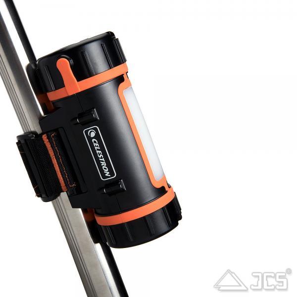 Celestron PowerTank Stromversorgung LiFePO4 12V DC / USB 5V / 7,2 Ah Akku