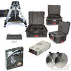 Zusatzpaket Professional für GM 2000 HPS II Ultraport und Combi, incl. Gegengewichte, Netzteil, Stat
