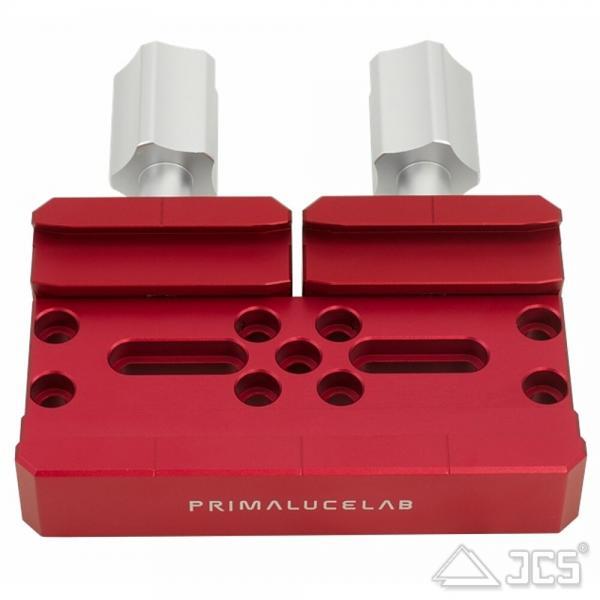 PrimaLuceLab PLUS Duale Aufnahme groß Losmandy+Vixen Prismenklemme