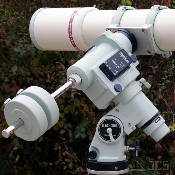 Takahashi Montierung EM-400 TEMMA-2Z GOTO System