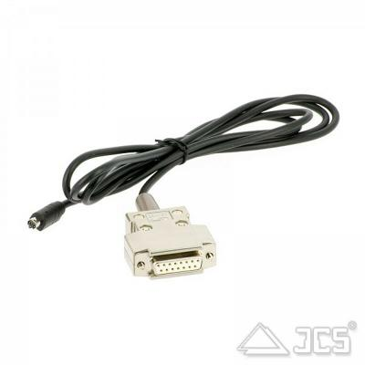 Autoguider-Kabel ST4 (DB15) an Temma 2M