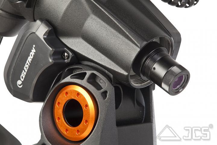 Polsucher für Advanced-VX Montierung und AS-GT, CGEM, CGEM-DX