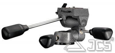 Gitzo NP-Neiger QR Fluid Serie 2, G2272M mit Schnellwechselplatte G2285M Typ C