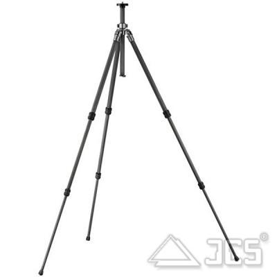 Gitzo Stativ Mountaineer GT0532 Serie 0, Carbon, 3-teilig, Schiebesäule