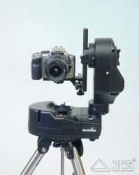 Landscape-Orientierung der Kamera