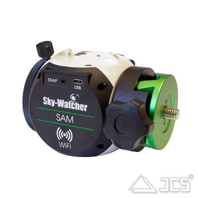 SkyWatcher Star Adventurer Mini WLAN weiß/grün Reise-Montierung (SAM Photo Set)