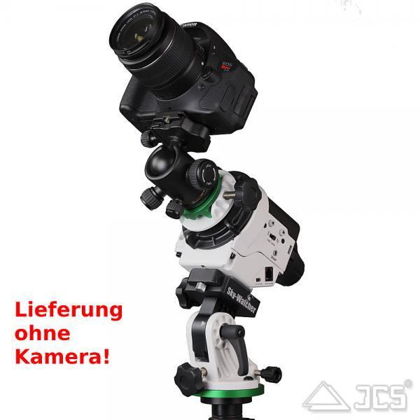 SkyWatcher Star-Adventurer Astrofoto-Set, weiß-grün Reisemontierung