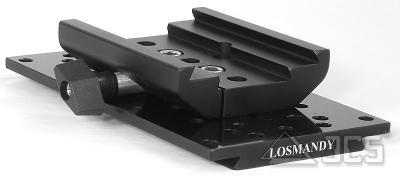 Losmandy DV-Adapter