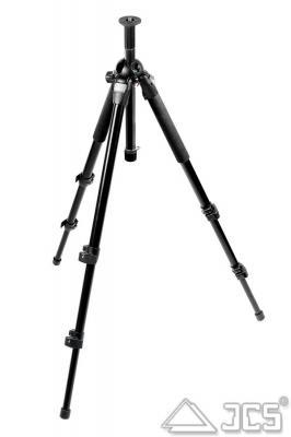 Manfrotto Stativ Pro 055XPRO3, Alu, schwarz