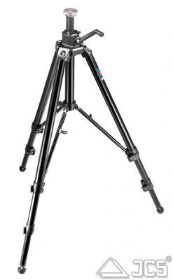Manfrotto Stativ 475B, schwarz Pro Digital Stativ mit Kurbelsäule