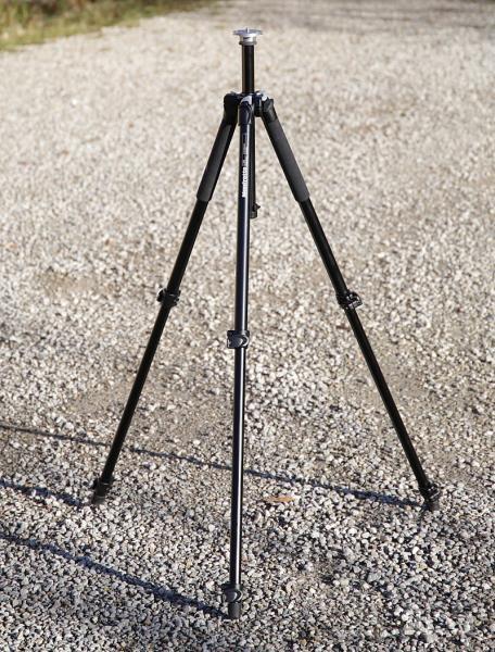 Manfrotto Stativ MT294A3 Alu-Stativ, 3 Auszüge