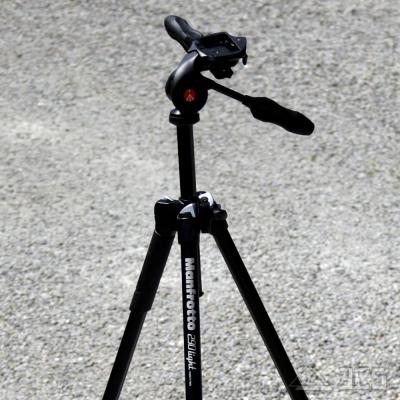 Manfrotto Stativ Kit 290 Light mit 3D-Neiger