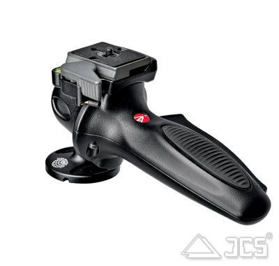 Manfrotto Joystick-Kugelkopf 327RC2 Premium, mit horizontalem Handgriff