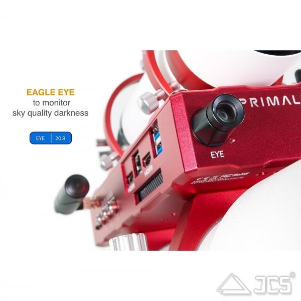 PrimaLuceLab EAGLE4 Steuercomputer für Teleskope Montierungen Astrofotografie