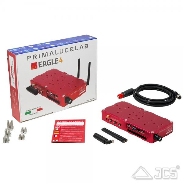 PrimaLuceLab EAGLE4 S Steuercomputer für Teleskope Montierungen Astrofotografie
