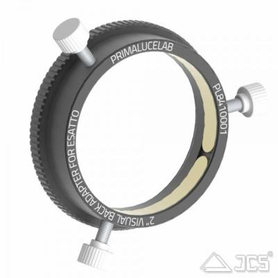 "PrimaLuceLab Adapter 2"" visuelles Equipment für 2"" ESATTO motorisierter Okularauszug"