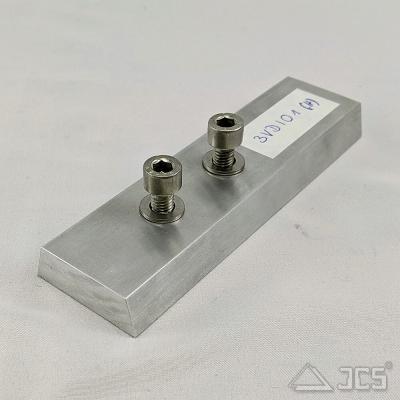 ICS V-Schiene/GP-Montageschiene 15 cm mit Gewinde für Takahashi