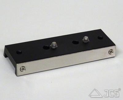 V-Schiene für TeleVue U-Profil 12 cm