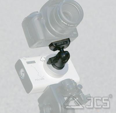 Mini-Kugelkopf QHD-33 für Vixen Polarie