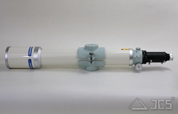 Takahashi FC-100DL Komplettpaket Fluorit Doublet Apo 100/900 mm, f/9