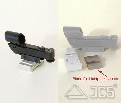 FQR-1-Platte für Lichtpunktsucher