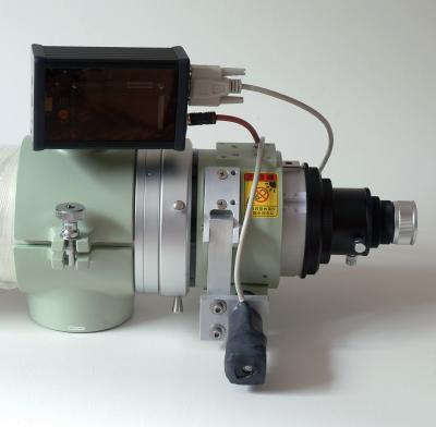 ICS Focus Wizard II für FSQ-106ED Motorfokussierer