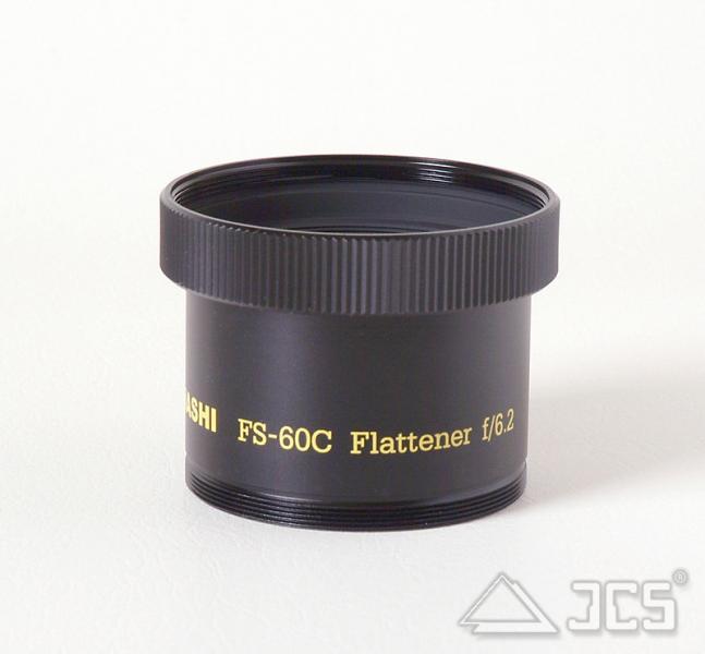 Flattener f/6,2 für TAK FS-60C/CB/CSV