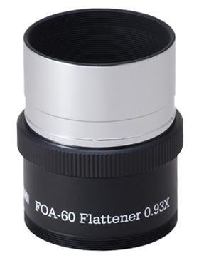 Flattener f/6,2 für TAK FOA-60