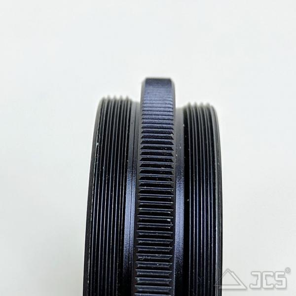 Adapter 43mm auf T2 - Takahashi #30 von 43mm a auf T2 a