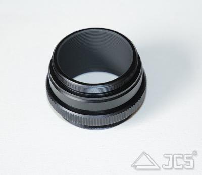 Adapter 43mm auf T2 - Takahashi #60 CA35 für FS60/FC76