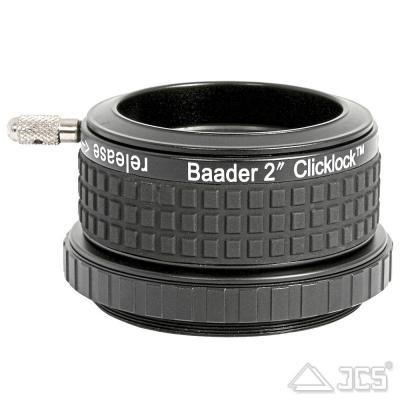 M64 (Takahashi) auf 2'' ClickLock Klemme von Baader Planetarium