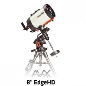 "Celestron Advanced VX 8"" Edge HD 203 / 2032 mm f/10"