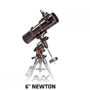 "Celestron Advanced VX 6"" Newton 150 / 750 mm f/5"