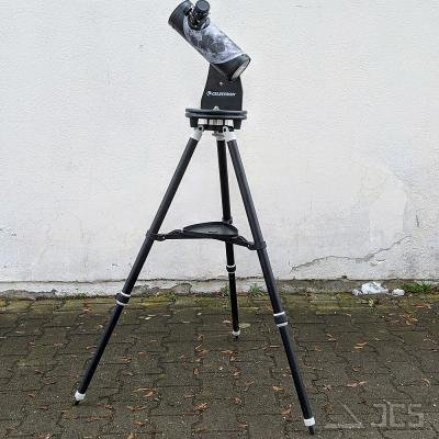 Celestron Robert Reeves 76/300mm f/4 Komplett-Set incl. Stativ