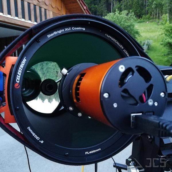 "Celestron 8"" RASA, Rowe-Ackermann Schmidt Astrograph"