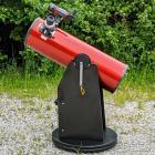 Galaxy D8W-K-CR **Vorführer** 8'' f/4 Widefield Dobson Teleskop