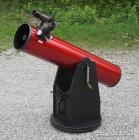 Galaxy D8-PQ Dobson Teleskop 8'' f/6 mit Premium Quarz-Hauptspiegel und Microfokus