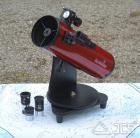 SkyWatcher Heritage 100-P Mini Dobson Plus mit zusätzlicher Okularausstattung