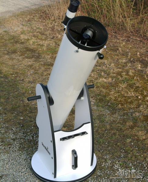 "SkyWatcher Skyliner 200P Classic 8"" f/6 Dobson Teleskop 200/1200"