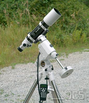 SkyWatcher Evostar-80ED HEQ5-GT Komplettes GoTo-Teleskop