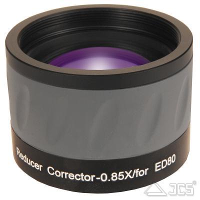 Reducer/Korrector 0,85x für 80EDdsPRO