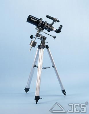 Teleskop SkyWatcher Startravel 80-EQ1 Refraktor 80/400 mit Montierung EQ1